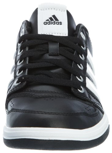 Adidas Performance Oracle V, Chaussures de Tennis Homme Noir (black 1 / Running White Ftw / Metallic Silver)