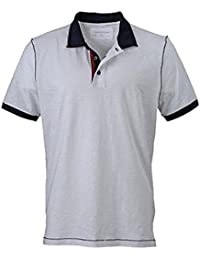 James & Nicholson - Men's Urban Poloshirt