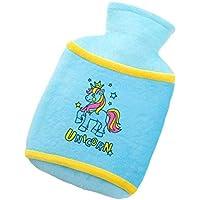 Myzixuan Wasser Einspritzung Warmwasser Tasche Kinder Studenten kreative PVC Warmwasser Tasche warm Handtasche preisvergleich bei billige-tabletten.eu