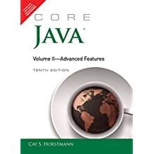 Core Java, Volume Ii Advanced Features, 10Th Edn