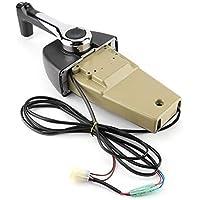 Caja de control de bitácora operada con el pulgar Caja de control de bitácora simple Mecanismo avanzado estable Control cómodo para la mayoría de los vehículos