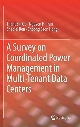 A Survey on Coordinated Power Management in Multi-Tenant Data Centers Multi Communication Center