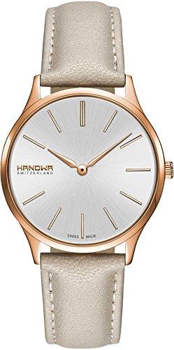 HANOWA Damen-Armbanduhr 16-6075.09.001.14