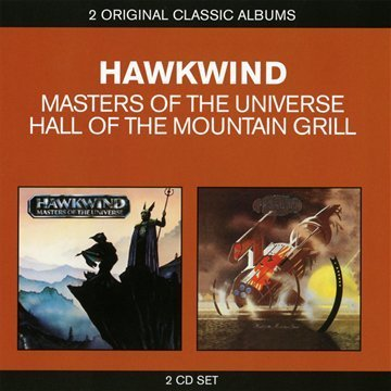Classic Albums - Masters of the Universe / Hall of the Mountain Grill by Hawkwind (2011-11-01) (Grill 01)