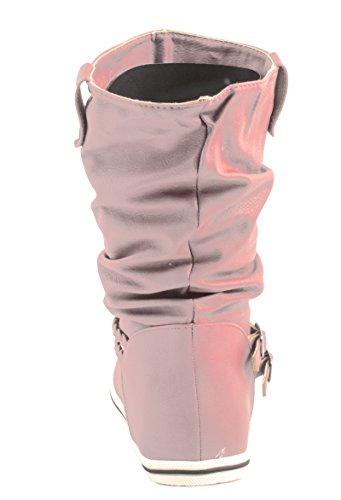 Elara - Stivali Donna Rosa (rosa)
