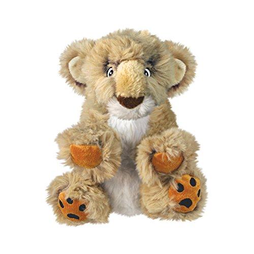 Kong Komfort Kiddos Hundespielzeug Löwe, groß