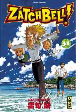 Zatchbell !, Tome 31
