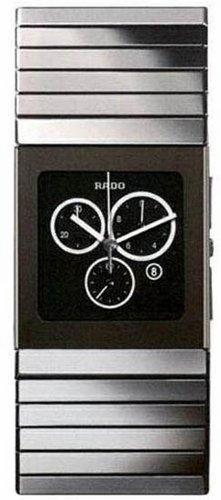 Rado Ceramica Chronograph Herrenuhr aus Keramik R21824152 ungetragen