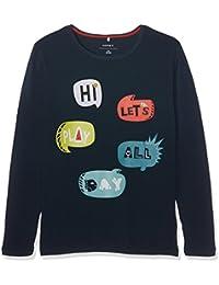 NAME IT Nitemmet Ls Top Mz Ger, Camisa para Niños