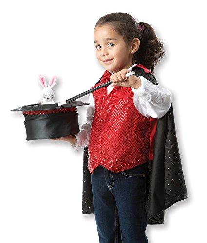 Imagen de melissa & doug  disfraz de mago para niños 18508 , 3 6 años alternativa