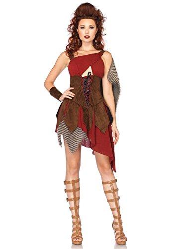 Leg Avenue 85131 - Jägerin Kostüm, Größe M, (Jägerin Kostüme Halloween)