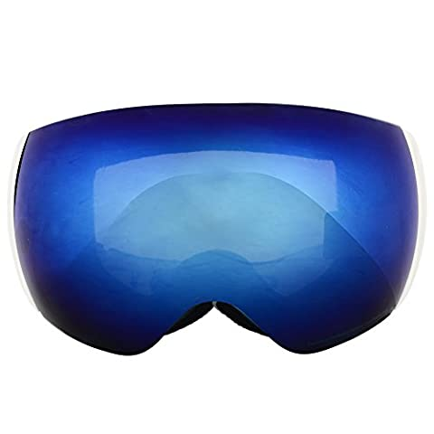 Supertrip Ski Goggles Snowboard Goggles Dual-layer High Quality Anti-fog Lens