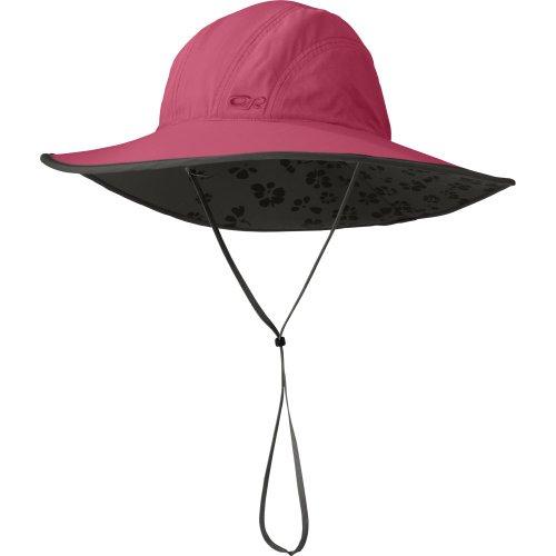 Womens Sombrero (Outdoor Research - OR Women's Oasis Sun Sombrero - mulberry - M)