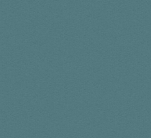 Texdecor Iroko 90296205-Dicke Strukturtapete, geriffelt, mit Grün Blatt