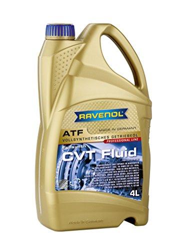 RAVENOL CVT Fluid / Automatikgetriebeöl, 4 Liter