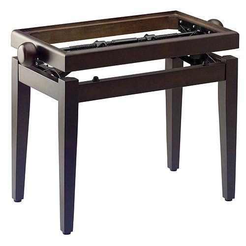 STAGG PB 45 BANQUETTE PIANO DARK WALNUT MATT