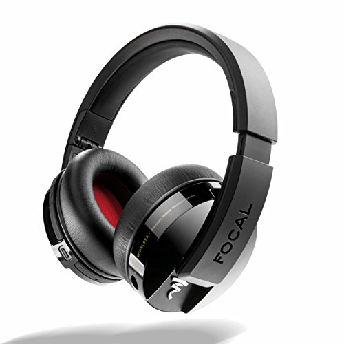 Focal Casque Audio sans Fil Noir
