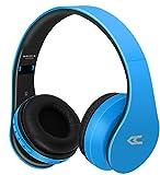 Avenzo AV620AZ - Auricular Bluetooth, Color Azul