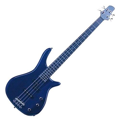 DIMAVERY-SB-Basso elettrico 321 per hi-gloss, colore: blu