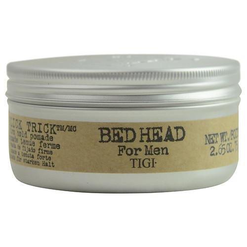 TIGI Bed Head For Men Slick Trick - Firm Hold Pomade 75g (Tigi Bed Head-pomade)