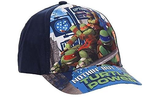 Official Licensed Kids Children Ninja Turtle Summer Baseball Cap Hat (54cm)