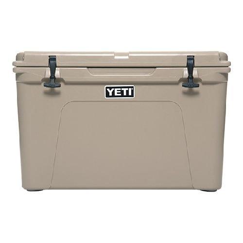 Yeti Tundra Series Cooler 105 Quart Tan