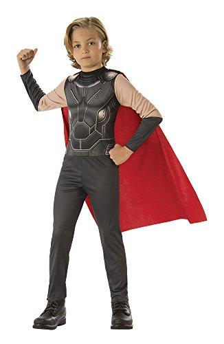 Avengers-Thor Kostüm, Mehrfarbig, L (Rubie 's 640931-l)