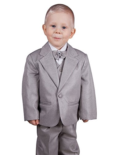 (Kostüm Baby grau komplett–Produkt Gespeichert und verschickt Schnell seit Frankreich Gr. 68, Grau)
