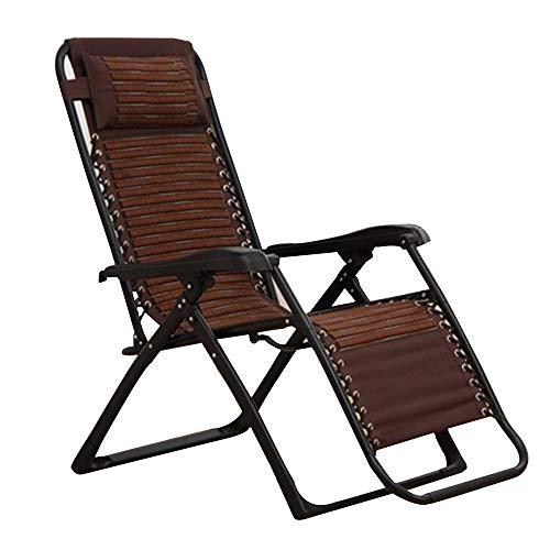 Folding chair Schwerelosigkeit Stuhl, Faltbar, Schwerelosigkeit Recliner, Abnehmbare Kissen, Wasserdicht, Strandkorb, 440 Pfund