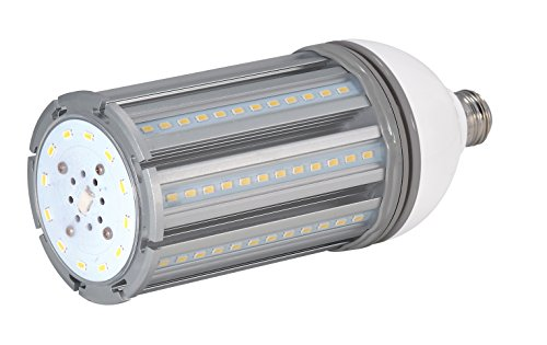 Satco S9392 5000K Medium Base 100-277V 36W LED HID Replacement by Satco -