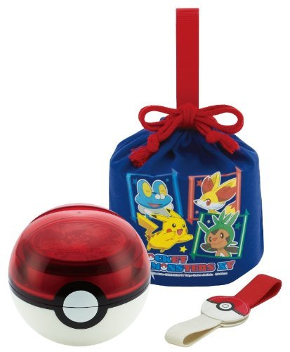 Pokemon (XY) Monster Ball Lms3 Lunch Box with Bag by Skater