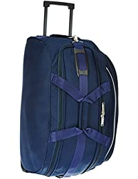 Pronto Turin Polyester 60 cms Blue Travel Duffle (6549 - BL)