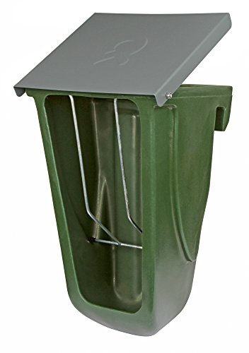 Kerbl 14435 Futterbox für Kälberhüttenzäune