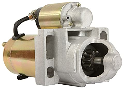 DB Electrical SDR0086 Starter (Chevy 4.3L S10 Blazer, C Series Truck 99 00 01 02 03 04 & Astro Van) by DB Electrical
