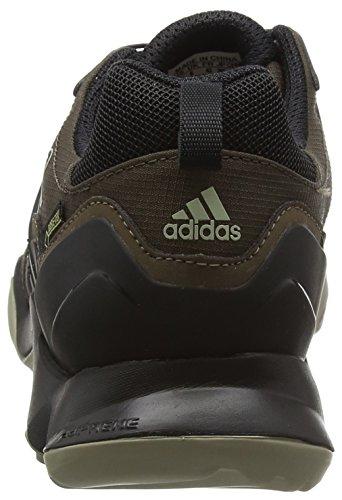 adidas Herren Terrex Swift R Gtx Trekking-& Wanderhalbschuhe Braun (Umber F15/Core Black/Grey Blend S12)