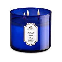 Bath and body works White Barn Midnight Blue Citrus Scented Candle 411 g