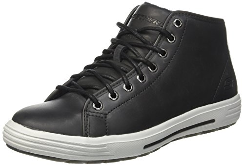 Skechers Homens Sneaker Porter Preto Da Estrela - Preto (preto Noir)