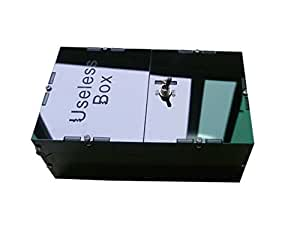 Useless Box - Ver 2.0 - Fully Assembled - Ready to Use by UBOX