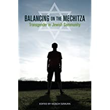 Balancing on the Mechitza: Transgender in Jewish Community (Io Series Book 66) (English Edition)