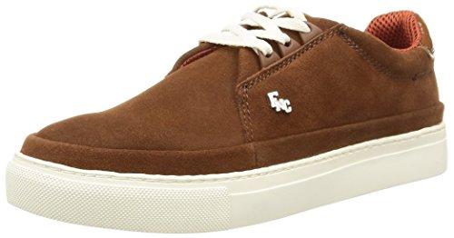 Base London - Chipped, Sneakers da uomo, marrone (suede tan), 44