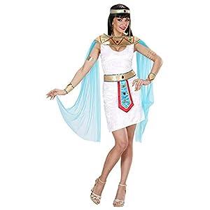WIDMANN Desconocido Déguisement de Reine Egyptienne Adulte (S - 36/38)