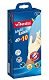 Vileda Multi Latex Handschuhe 40+10 M