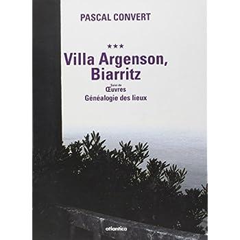 Villa argenson biarritz