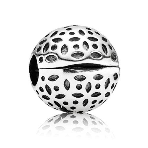 Pandora Damen-Clip Silber 791011