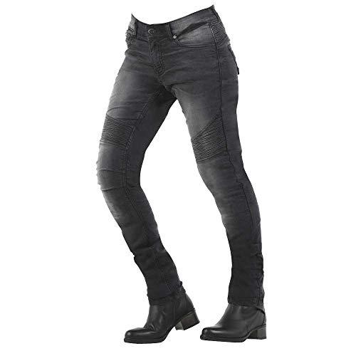 Overlap Imola Jeans mujer homologue ruta, gris/azul, talla 24
