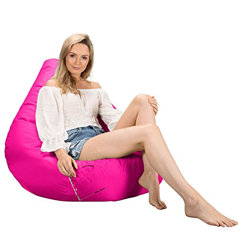 Big Bertha Original, Gaming Sitzsack Sessel, Pink