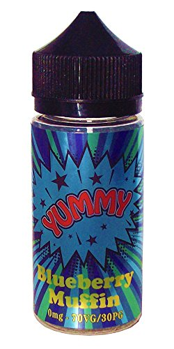 100 ml E-Liquído YUMMY BLUEBERRY MUFFIN cigarillos