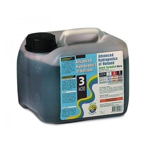 Advanced Hydroponics Micro 5 Liter Basisdünger