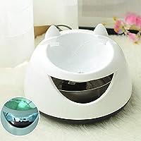 QFFL chongwuyinshuiji Dispensador de Agua para Mascotas Circuito automático de circulación de Agua Filtro de Agua