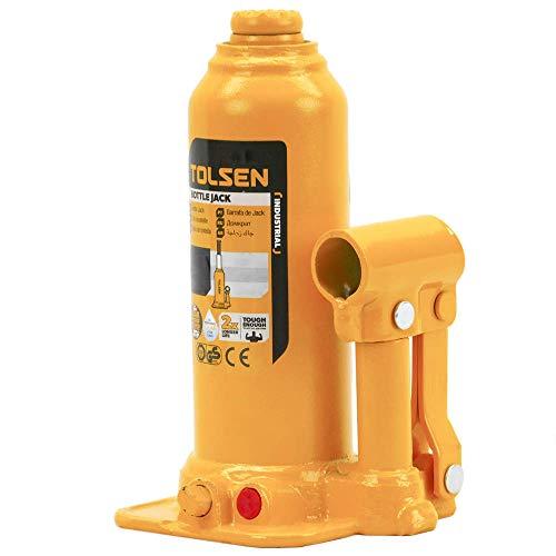 Preisvergleich Produktbild Tolsen - Hydraulischer Wagenheber 4 Tonnen